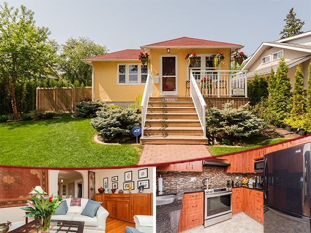 MLS® listing #E4159612 for sale located at 11220 64 Street