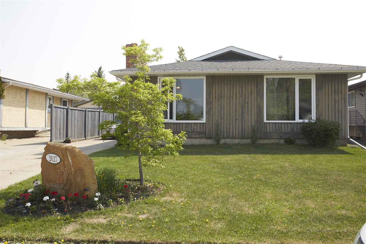 MLS® listing #E4159640 for sale located at 2627 83 Street