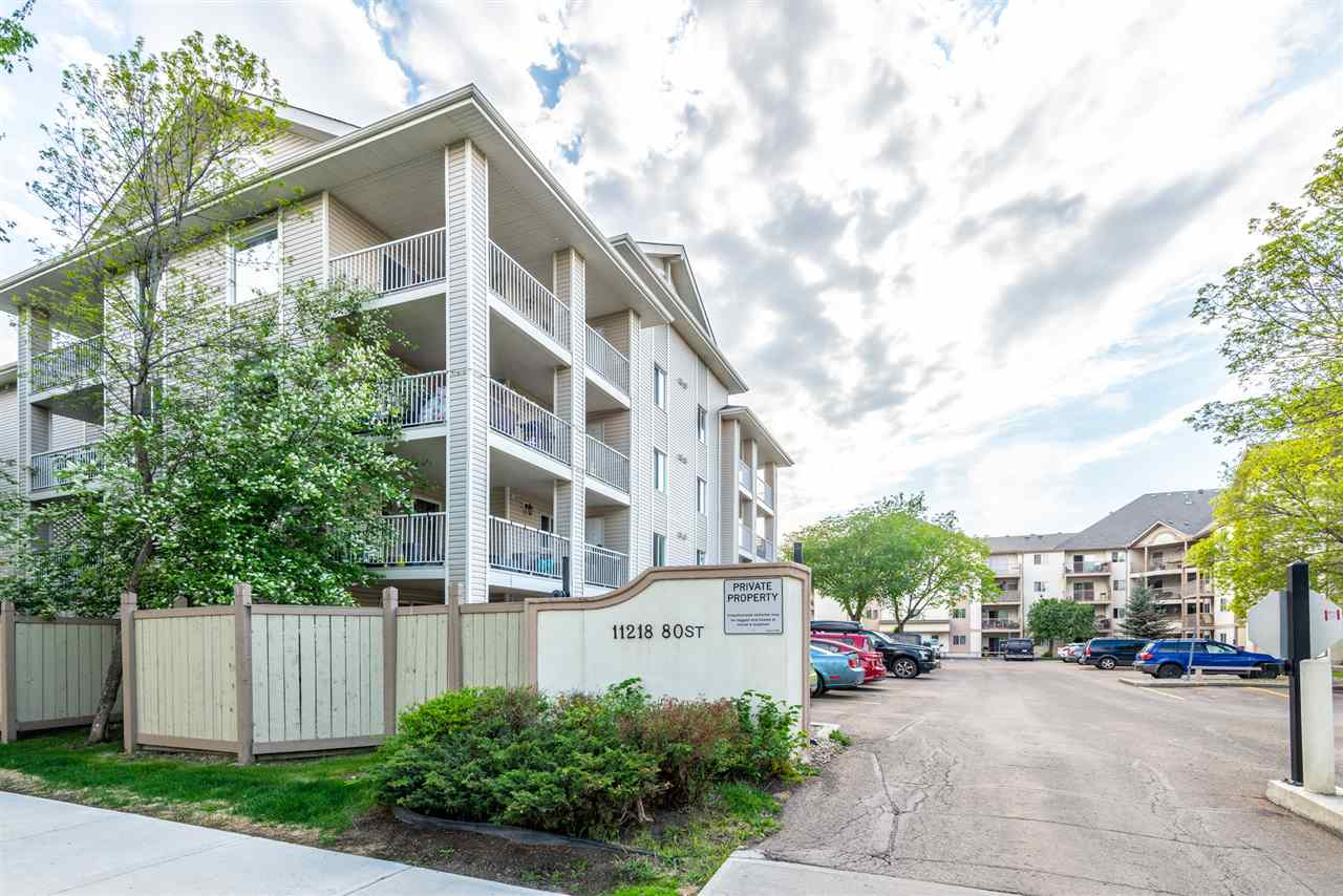 MLS® listing #E4159659 for sale located at 112 11218 80 Street