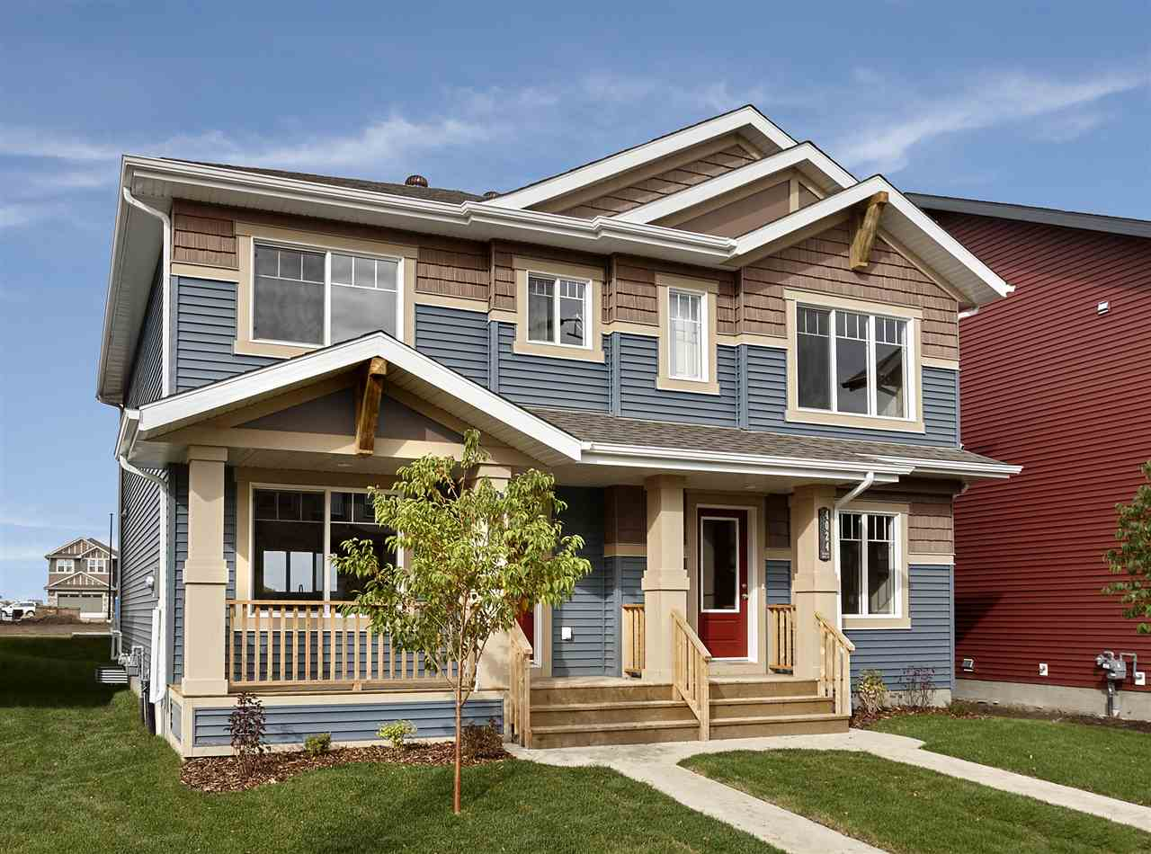 MLS® listing #E4159742 for sale located at 2815 CHOKECHERRY Place