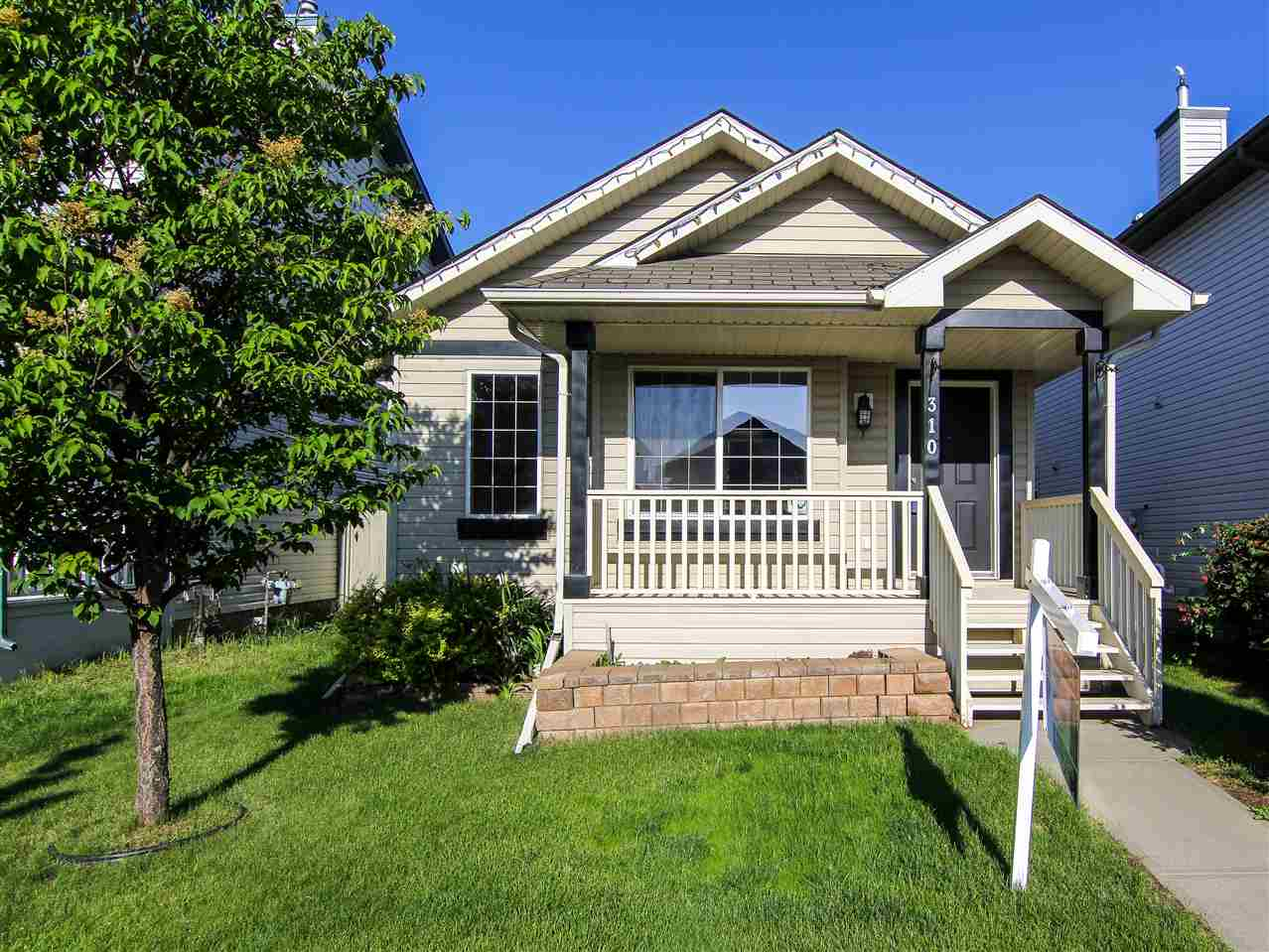 MLS® listing #E4159756 for sale located at 310 85 Street