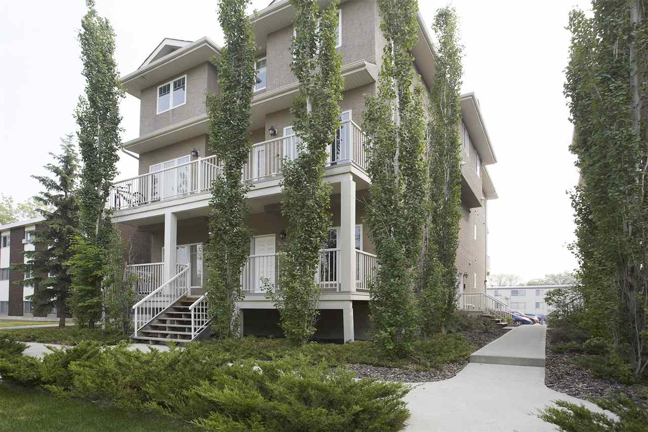 MLS® listing #E4159768 for sale located at 1 11917 103 Street