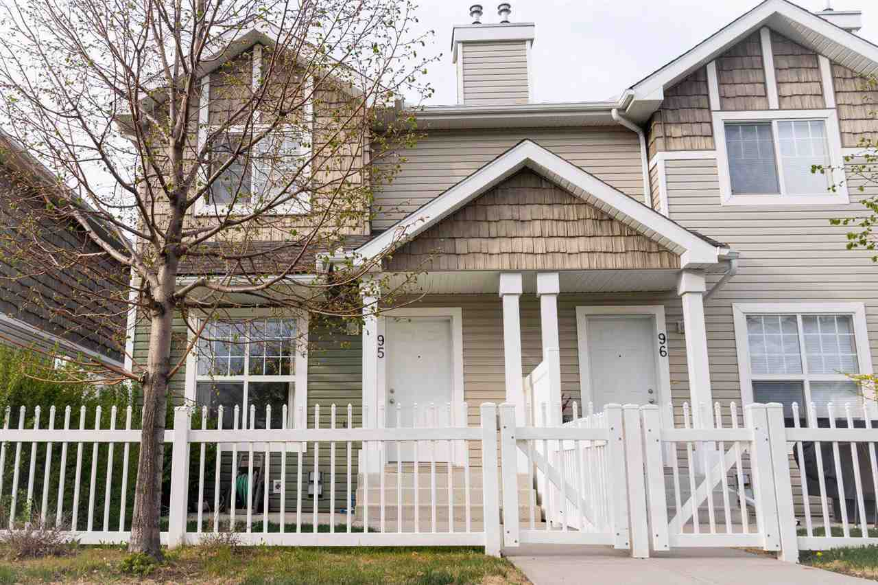 MLS® listing #E4159797 for sale located at 95 2051 Towne centre Boulevard NW