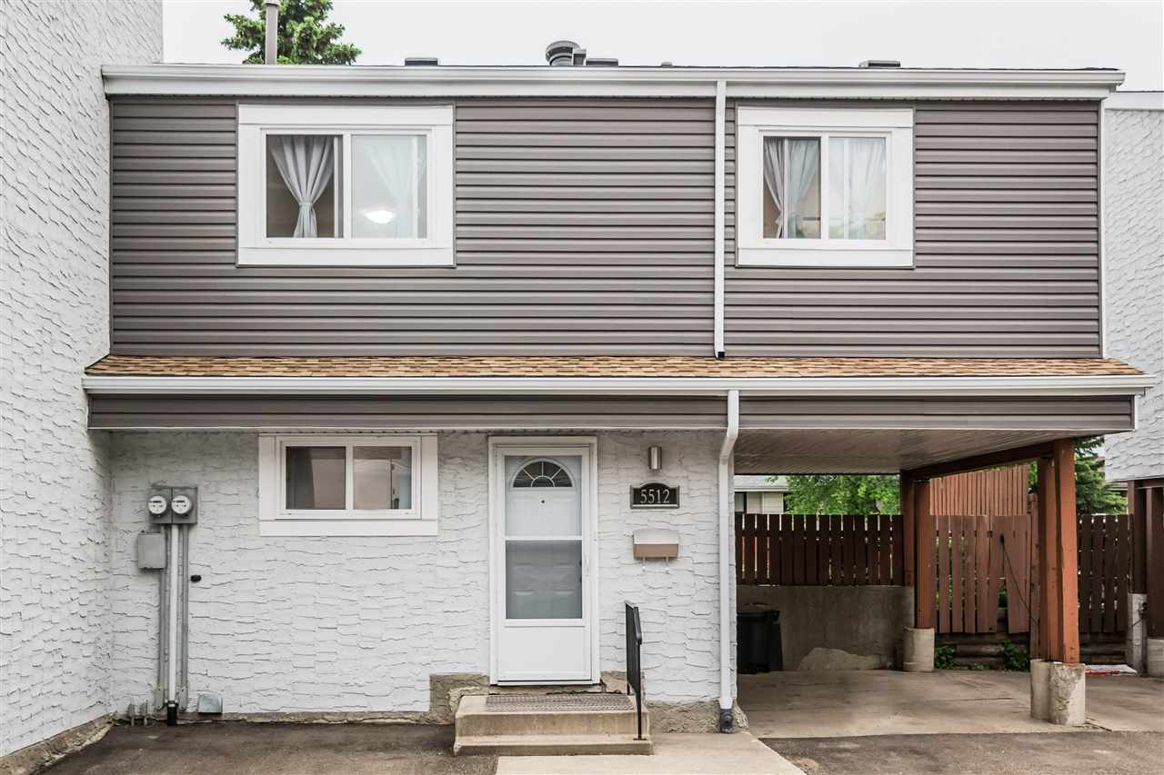 MLS® listing #E4159801 for sale located at 5512 19A Avenue