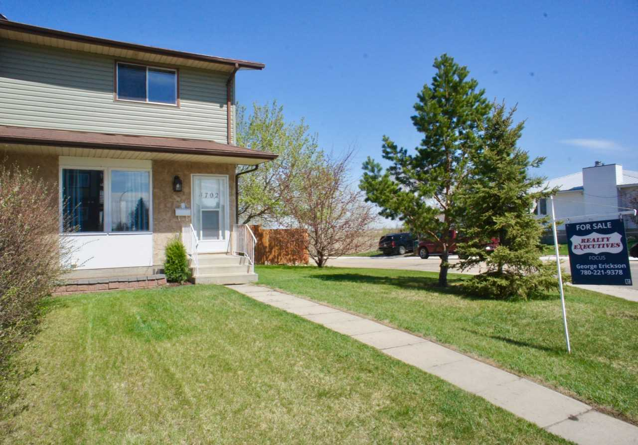 MLS® listing #E4159822 for sale located at 4702 56 Avenue