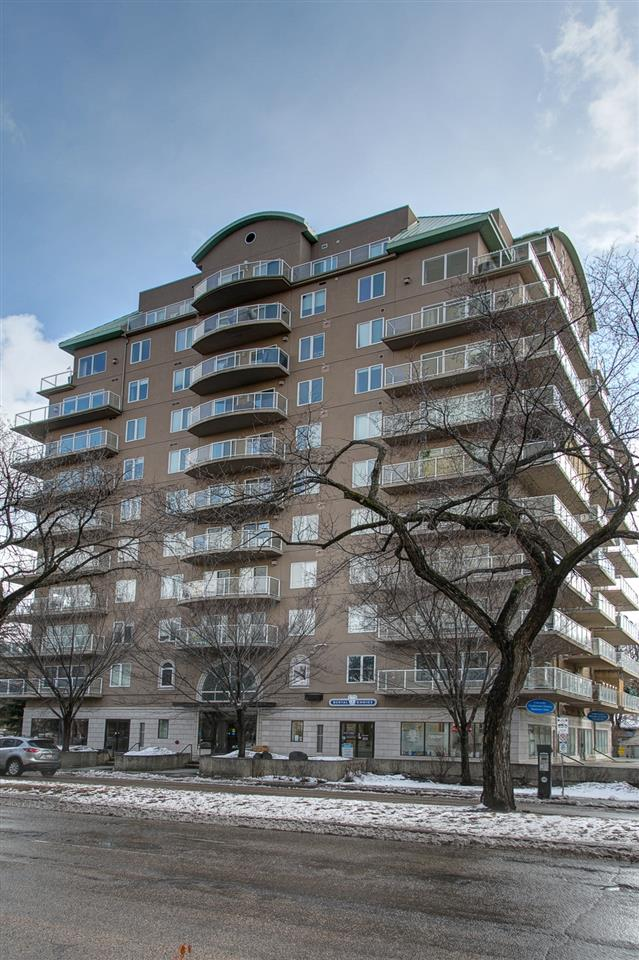 MLS® listing #E4159857 for sale located at 705 11111 82 Avenue