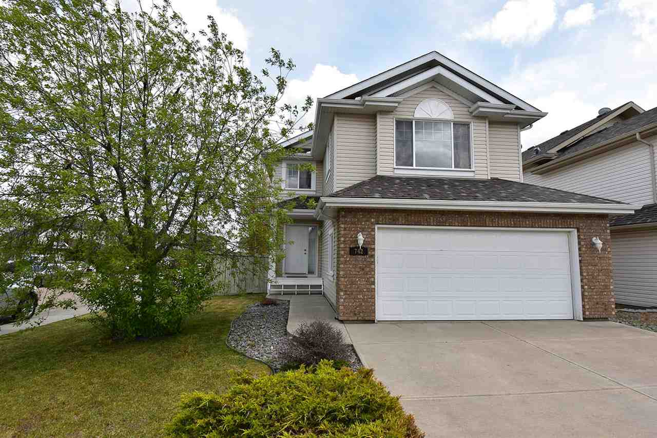 MLS® listing #E4159908 for sale located at 742 Lauber Crescent