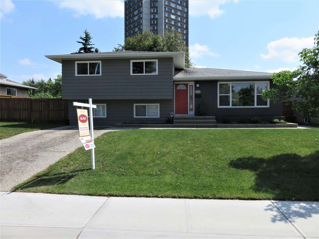 MLS® listing #E4159926 for sale located at 4835 122A Street