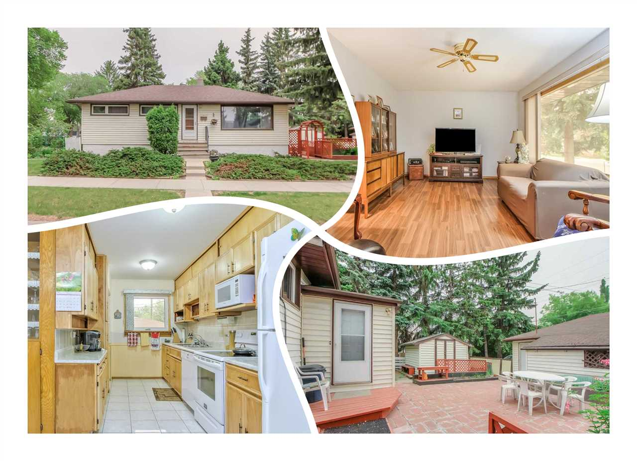 MLS® listing #E4159934 for sale located at 13403 123 Avenue