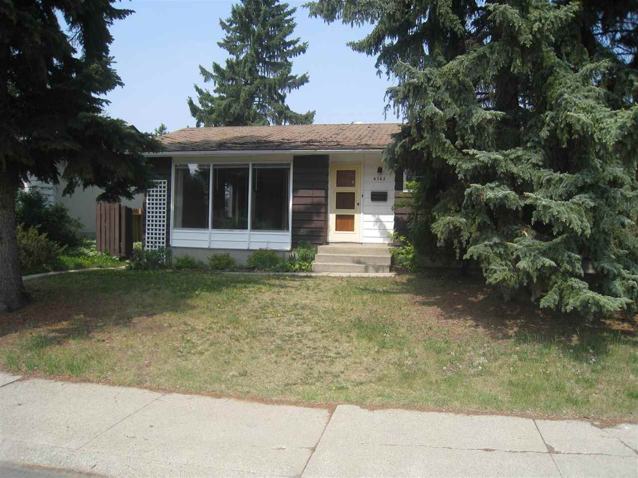 MLS® listing #E4159936 for sale located at 4143 122 Street
