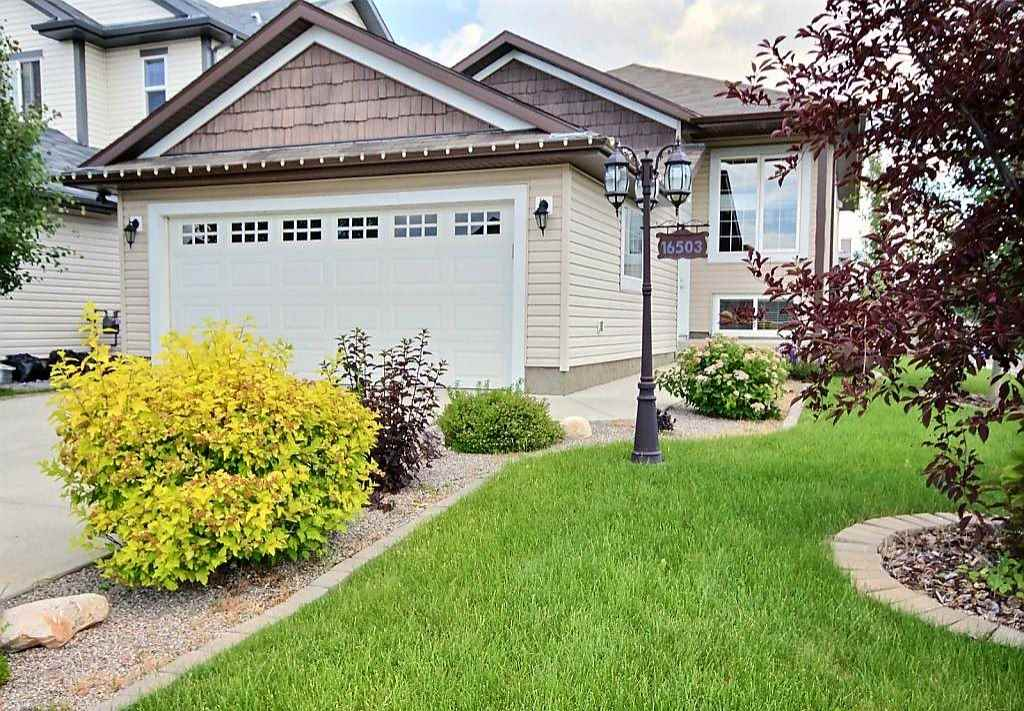 MLS® listing #E4159961 for sale located at 16503 57 Street