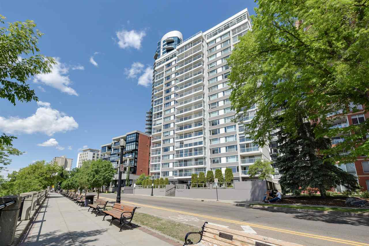 MLS® listing #E4160075 for sale located at 201 11920 100 Avenue