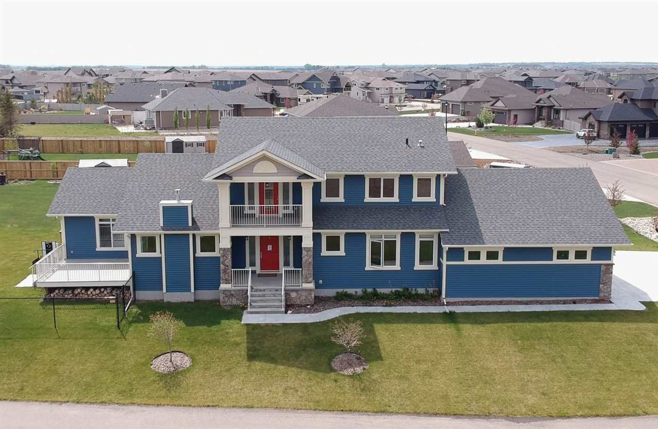 MLS® listing #E4160094 for sale located at 143 GREENFIELD Wynd