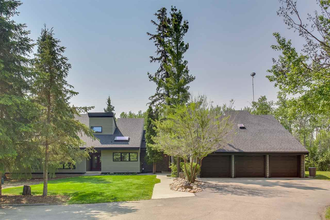 MLS® listing #E4160163 for sale located at 5-51513 RGE RD 265