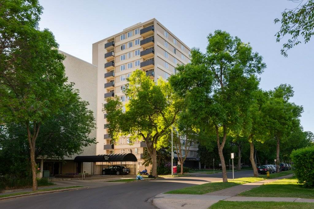 MLS® listing #E4160229 for sale located at 505 9816 112 Street