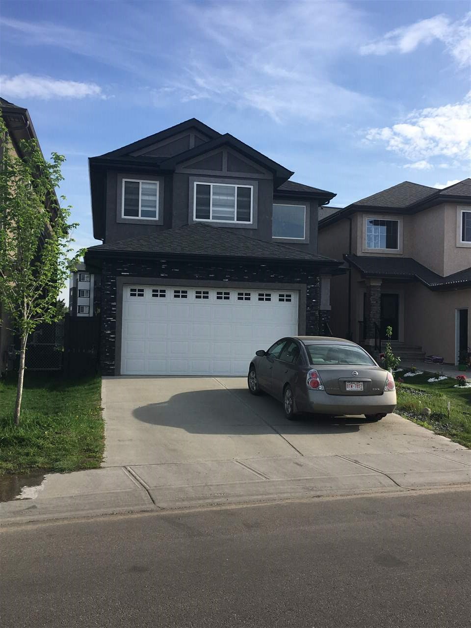 MLS® listing #E4160317 for sale located at 705 ALBANY Place