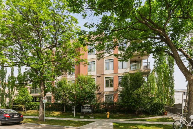 MLS® listing #E4160339 for sale located at 101 11140 68 Avenue