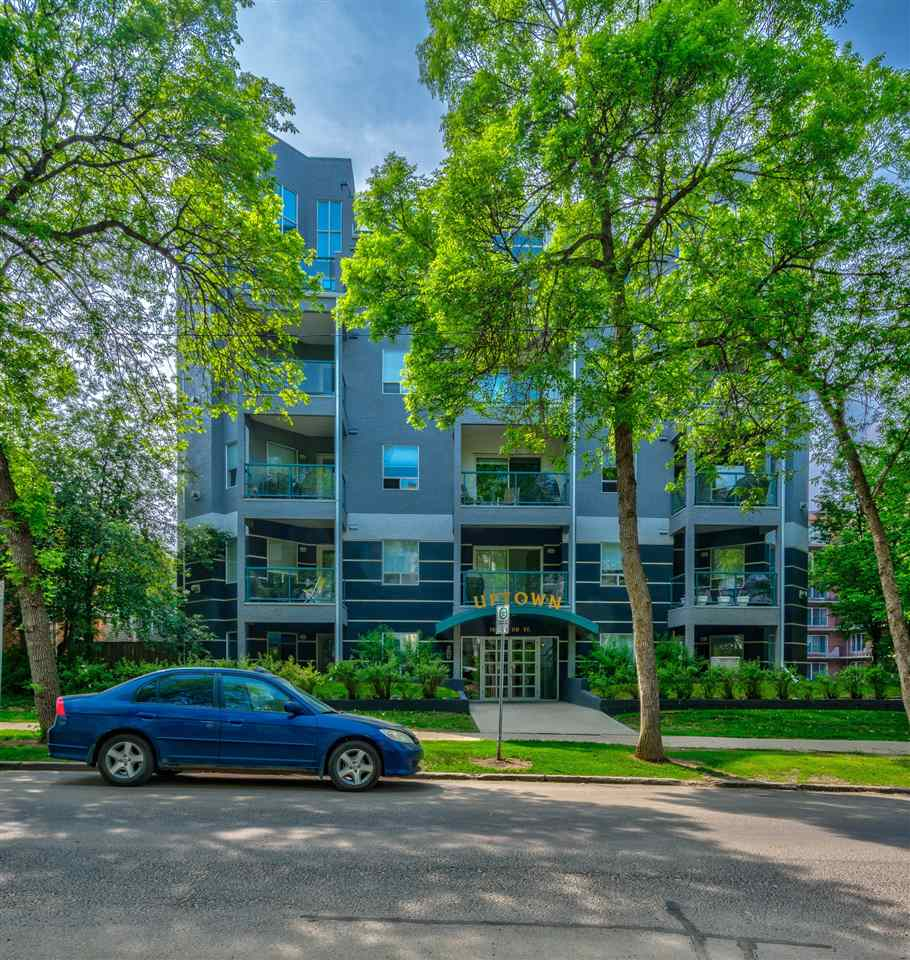MLS® listing #E4160344 for sale located at 402 10046 110 Street