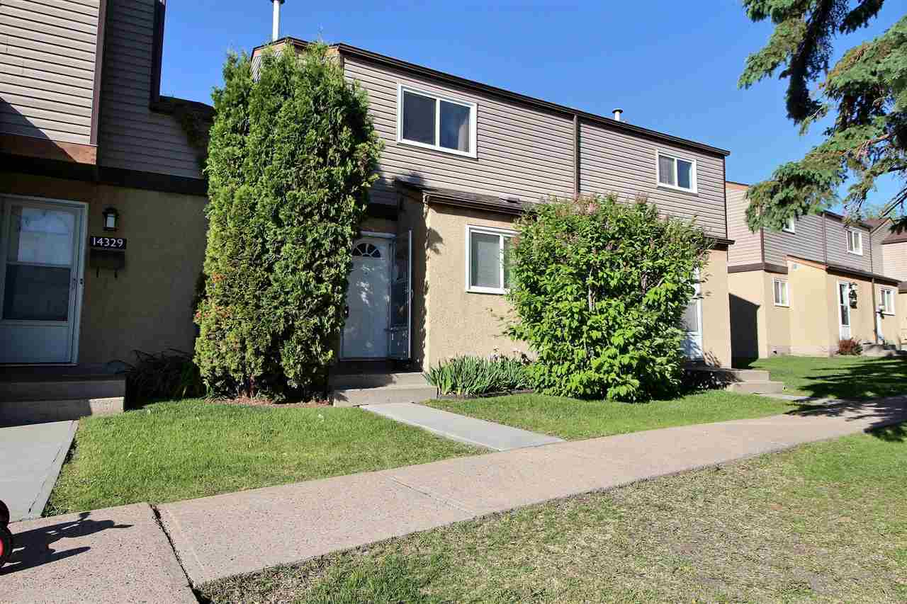MLS® listing #E4160367 for sale located at 14327 23 Street