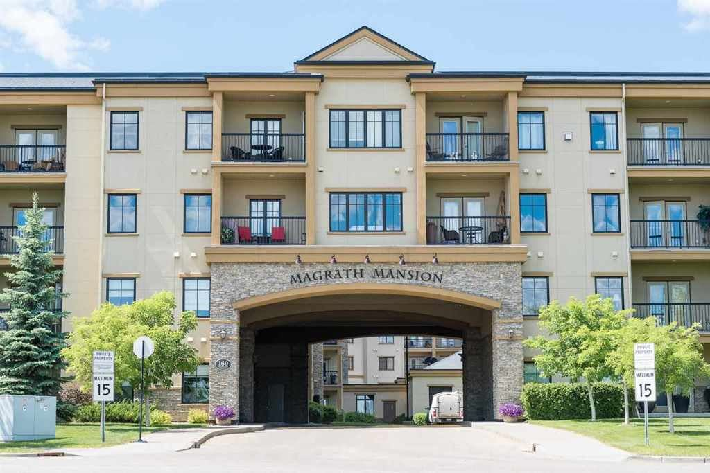 MLS® listing #E4160406 for sale located at 238 160 MAGRATH Road NW