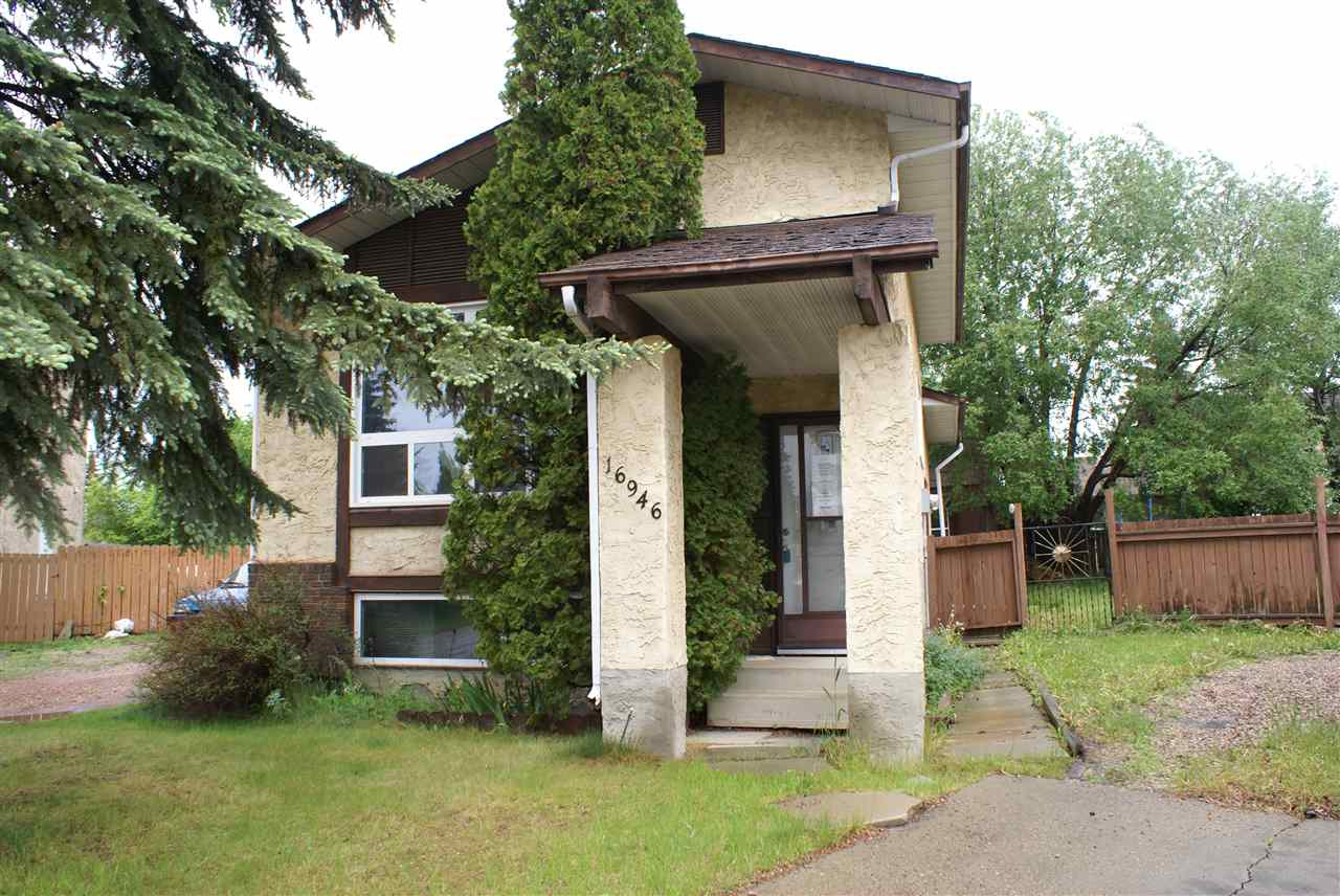 MLS® listing #E4160413 for sale located at 16946 101 Street