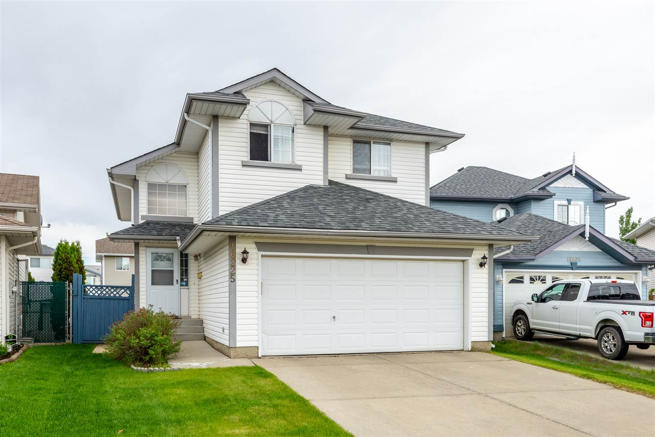 MLS® listing #E4160428 for sale located at 16225 58 Street