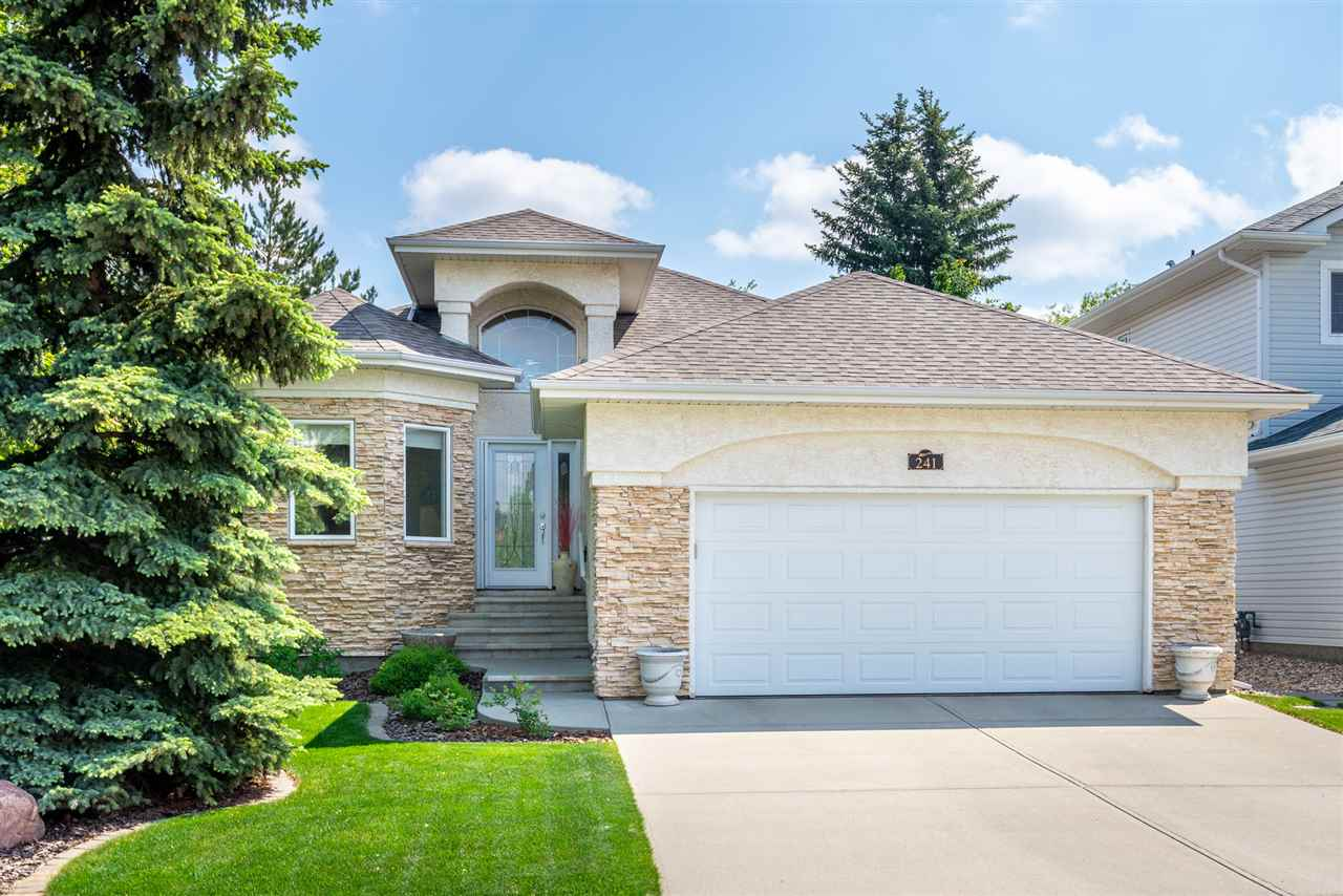 MLS® listing #E4160429 for sale located at 241 FALCONER End