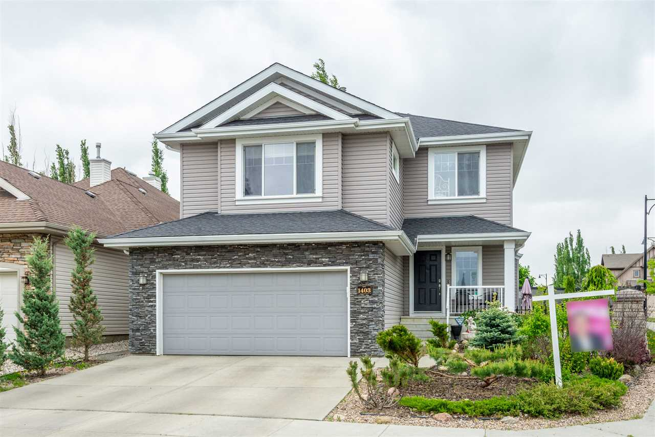 MLS® listing #E4160431 for sale located at 1403 MALONE Green