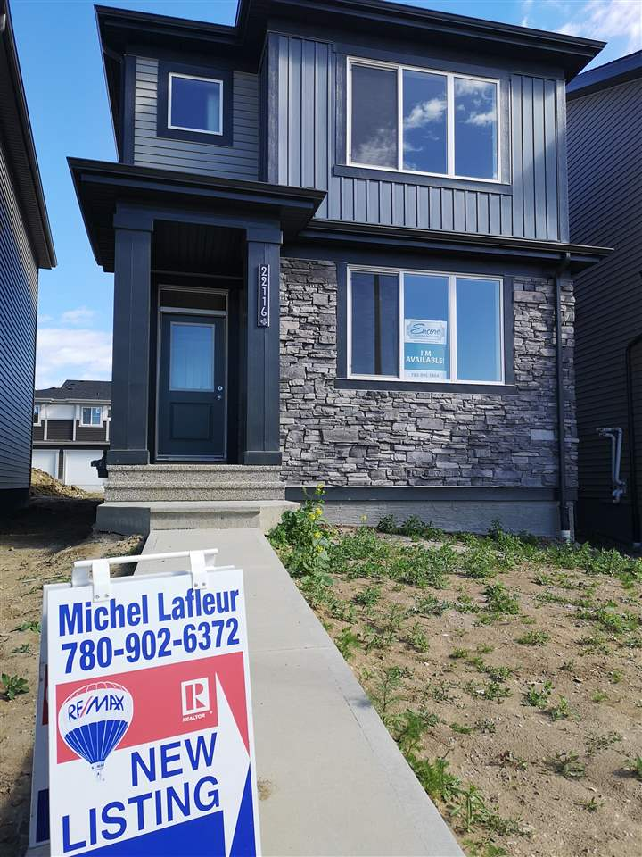 MLS® listing #E4160455 for sale located at 22116 85 Avenue