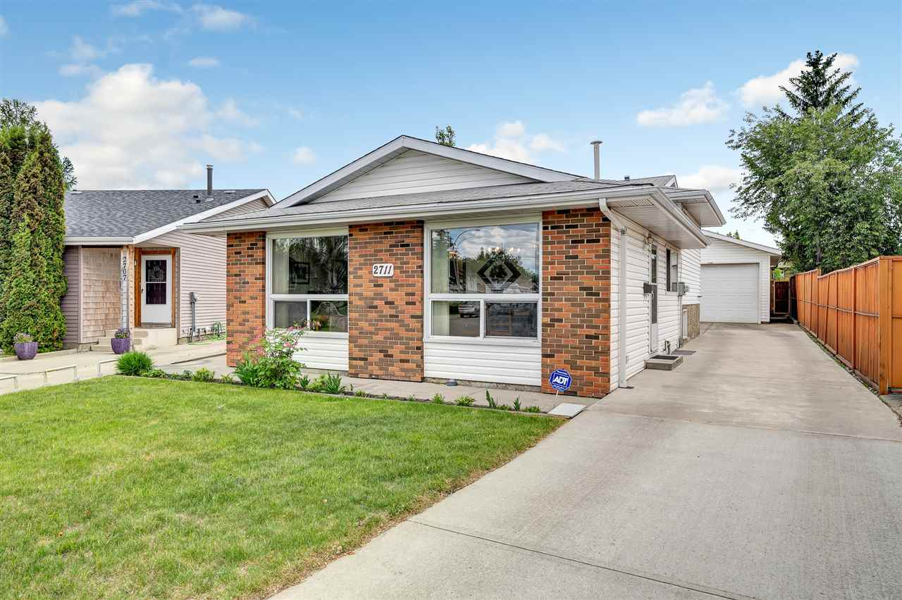 MLS® listing #E4160511 for sale located at 2711 138 Avenue