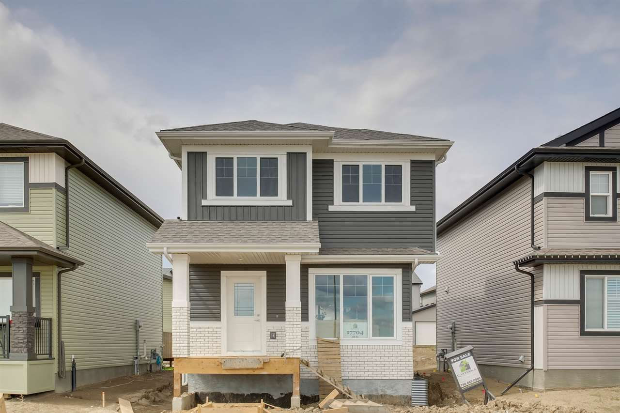 MLS® listing #E4160513 for sale located at 17704 58 Street