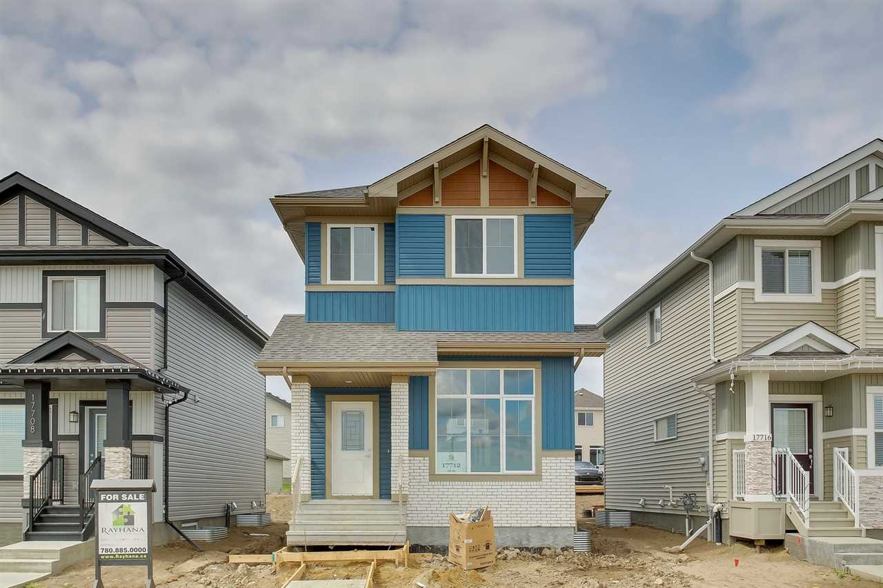 MLS® listing #E4160517 for sale located at 17712 58 Street