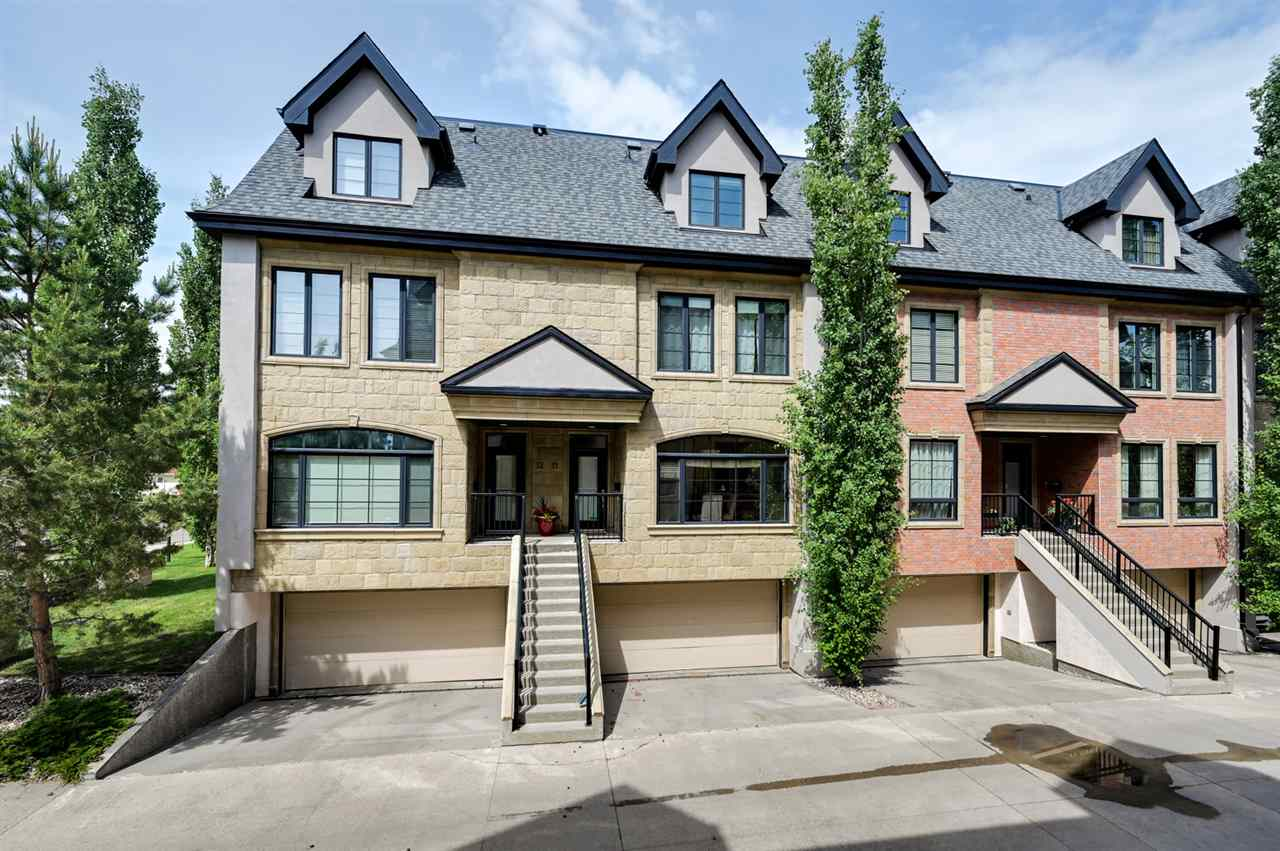 MLS® listing #E4160541 for sale located at 11 9561 143 Street