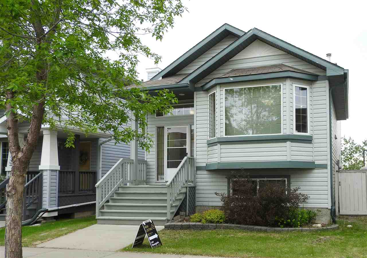 MLS® listing #E4160544 for sale located at 1736 TURVEY Bend