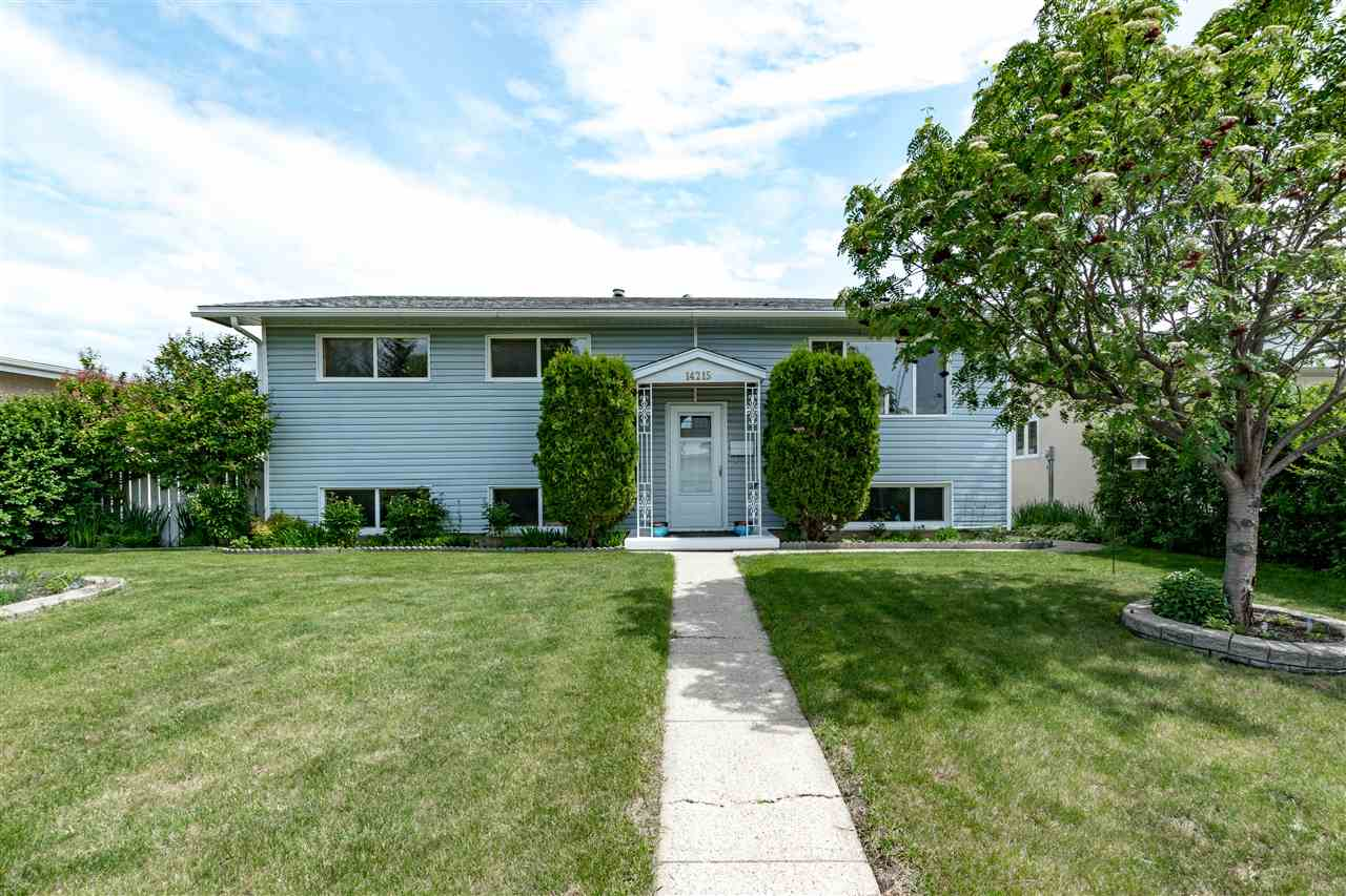 MLS® listing #E4160569 for sale located at 14215 78 Street