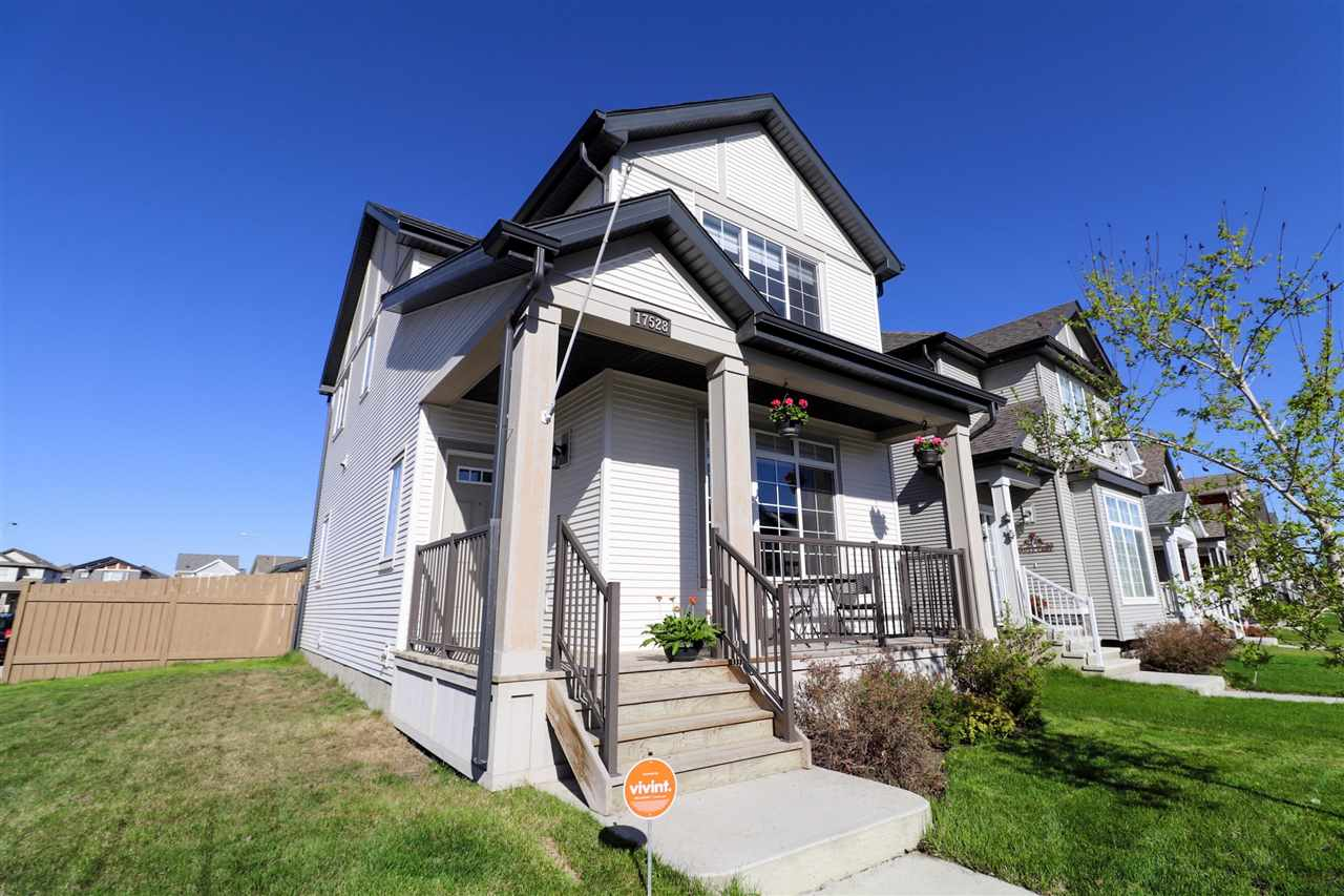 MLS® listing #E4160612 for sale located at 17528 59 Street