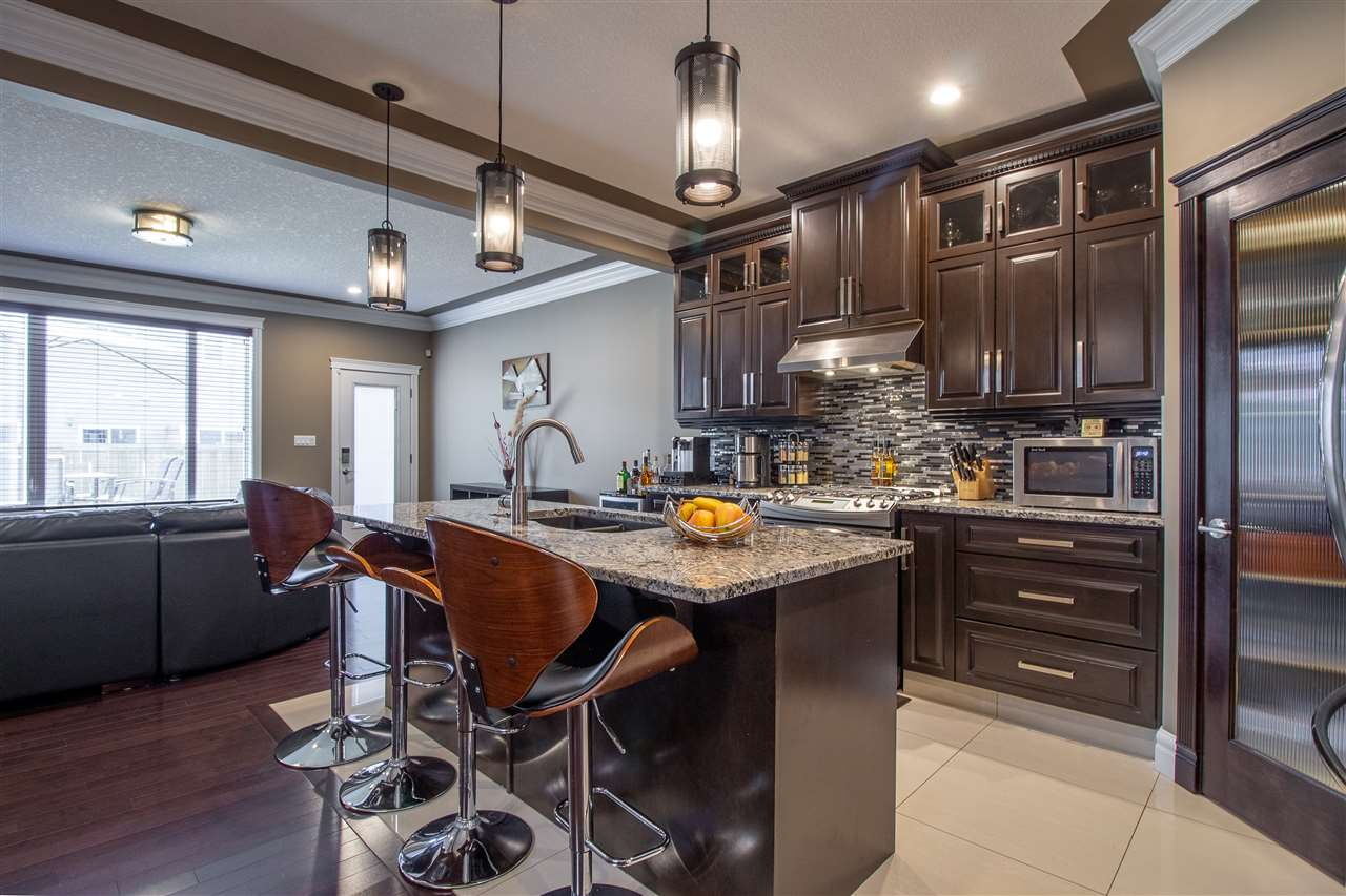 MLS® listing #E4160613 for sale located at 5952 167C Avenue