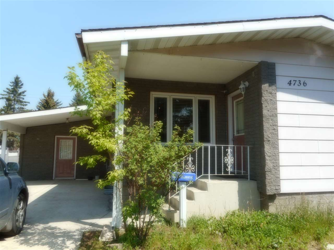 MLS® listing #E4160633 for sale located at 4736 56 Avenue