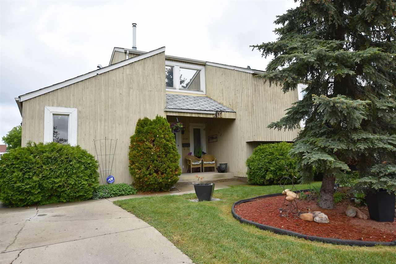 MLS® listing #E4160650 for sale located at 11528 141 Avenue