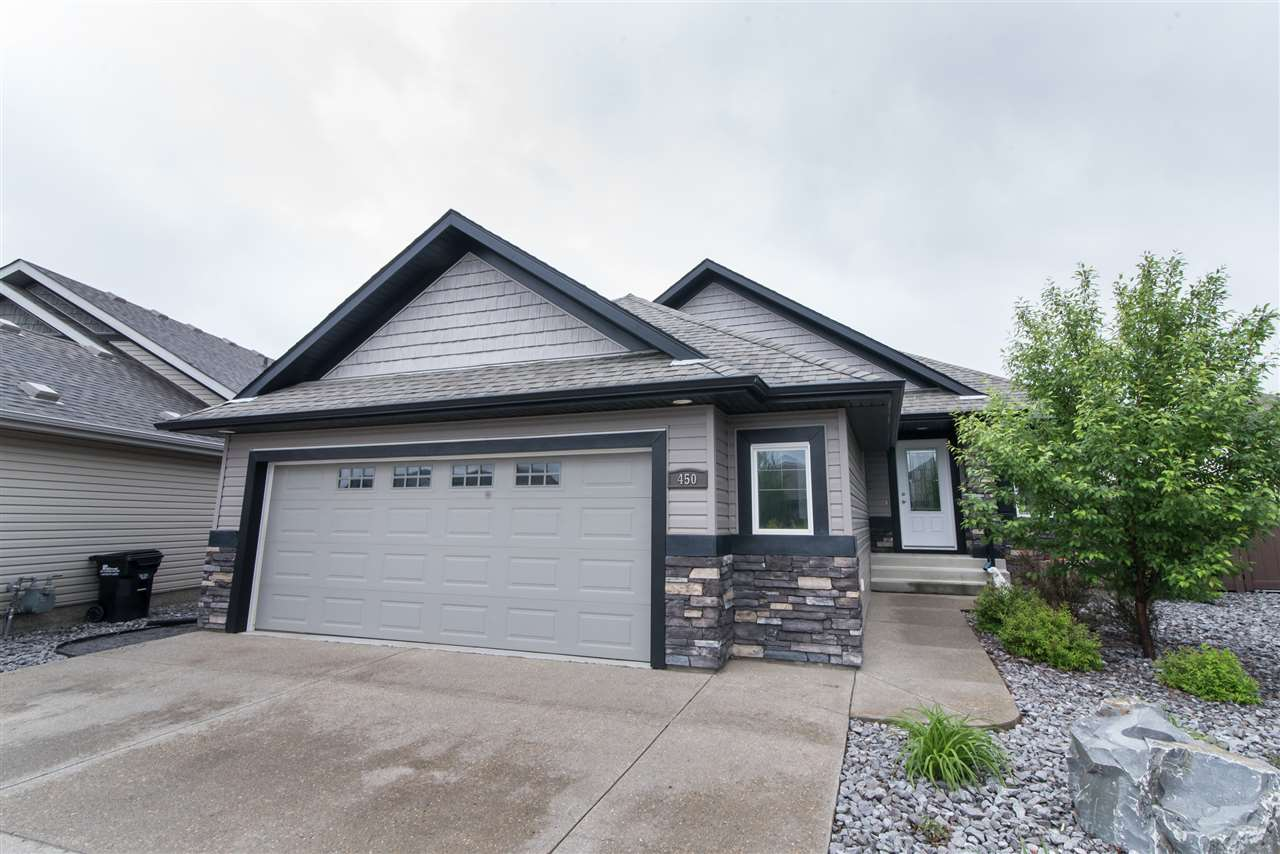 MLS® listing #E4160667 for sale located at 450 CHURCHILL Crescent