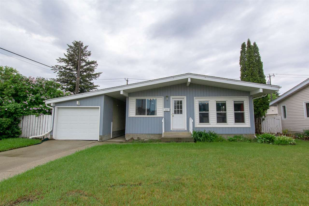 MLS® listing #E4160687 for sale located at 6307 103A Avenue