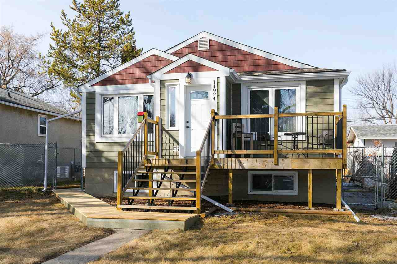 MLS® listing #E4160705 for sale located at 11924 52 Street