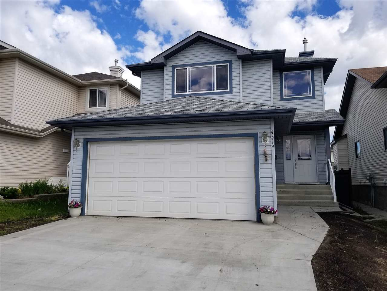 MLS® listing #E4160744 for sale located at 4316 151A Avenue
