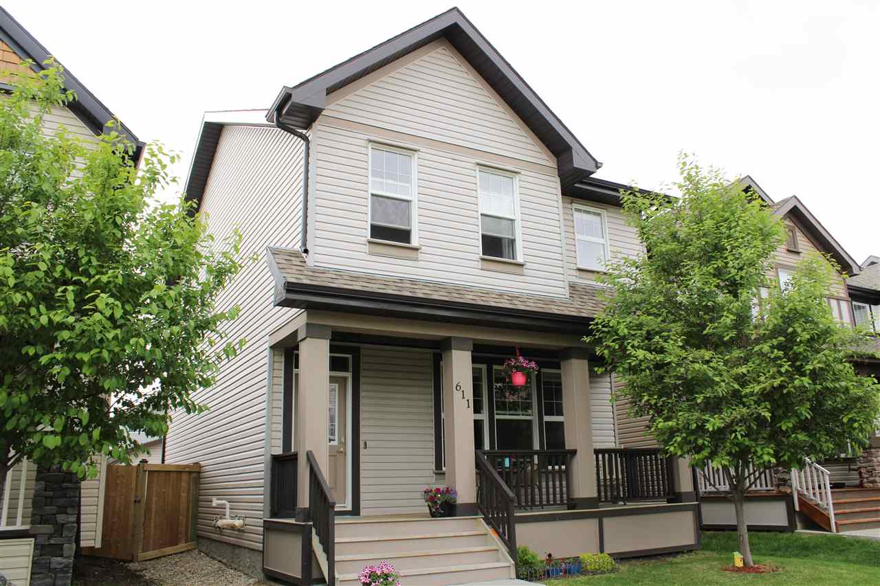 MLS® listing #E4160754 for sale located at 611 MCDONOUGH Link