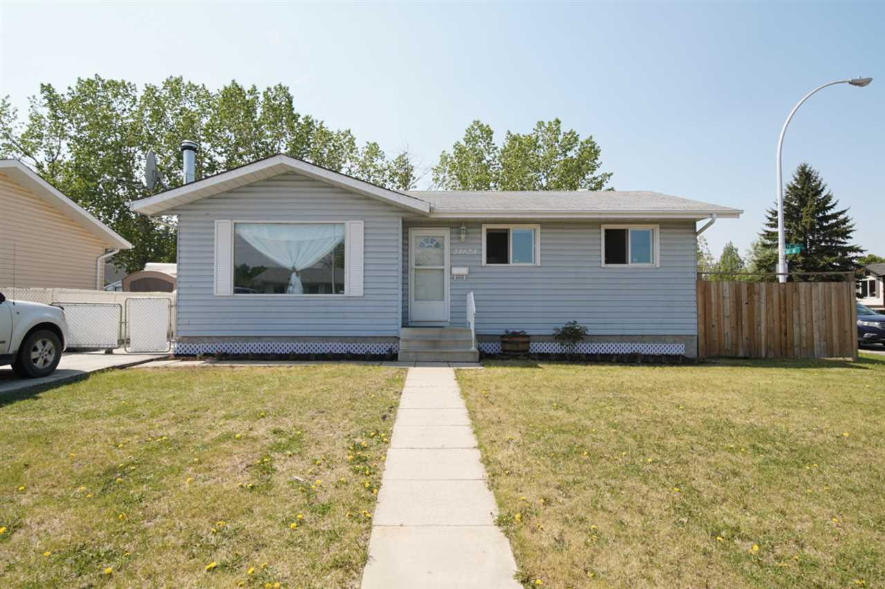 MLS® listing #E4160782 for sale located at 14624 19 Street