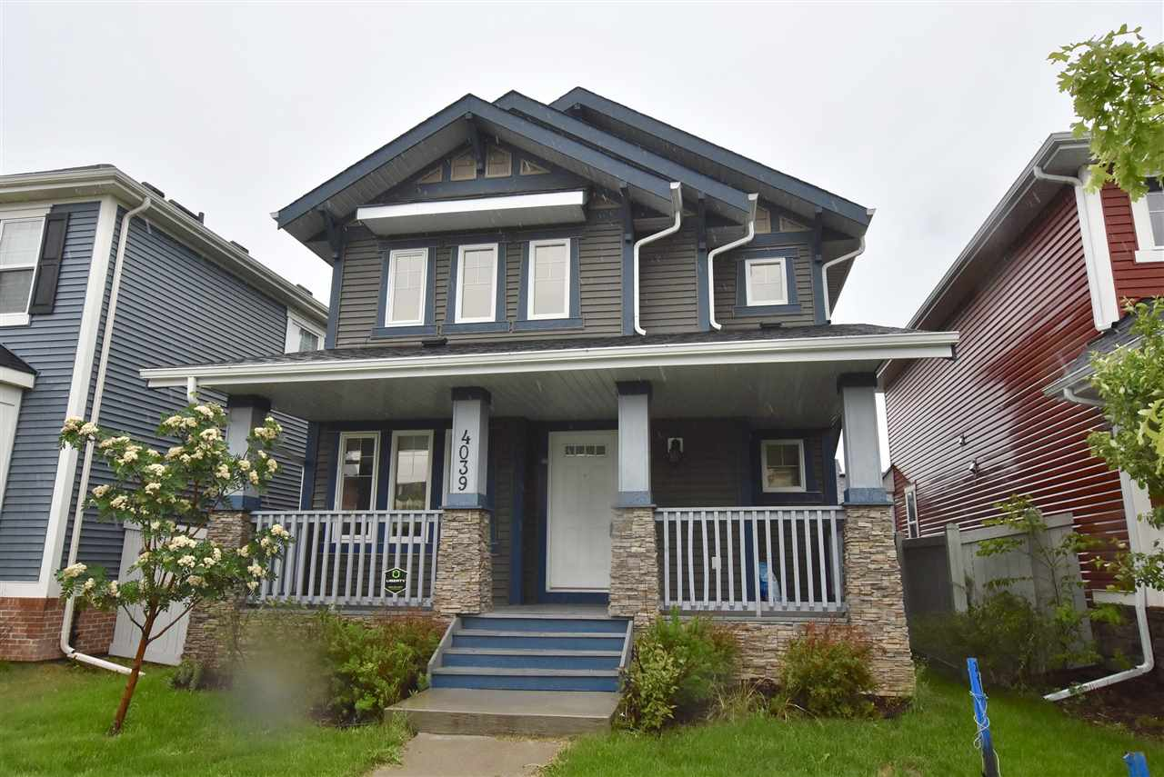 MLS® listing #E4160790 for sale located at 4039 MORRISON Way