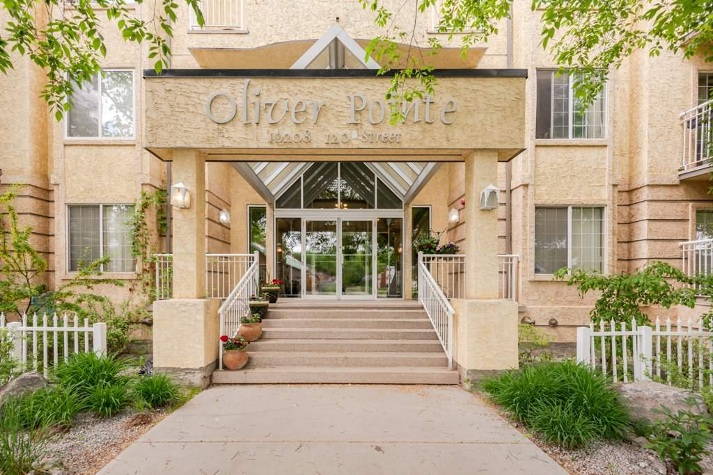 MLS® listing #E4160800 for sale located at 401 10208 120 Street