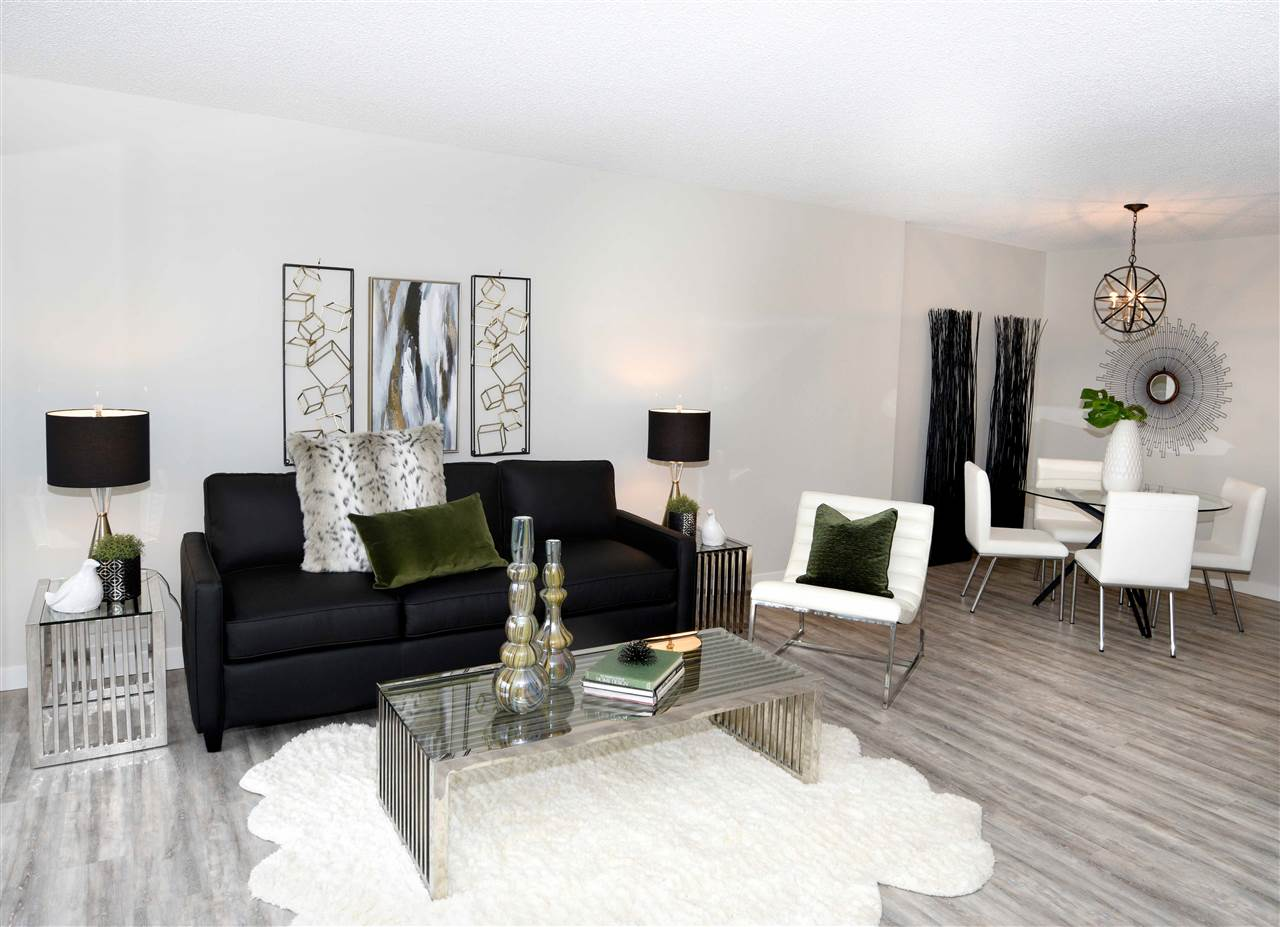 MLS® listing #E4160828 for sale located at 1102 11027 87 Avenue