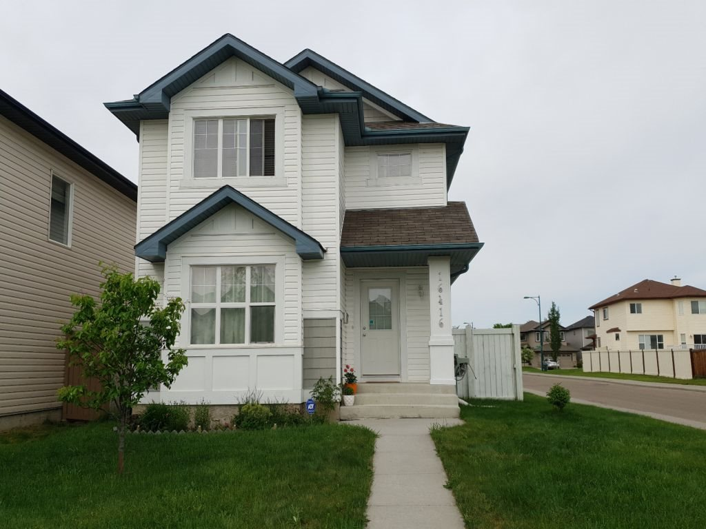 MLS® listing #E4160837 for sale located at 16416 57 Street