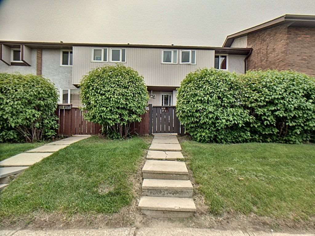 MLS® listing #E4160857 for sale located at 15 14315 82 Street